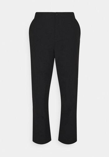 SIGHTSEER PANT - Pantalon classique - black