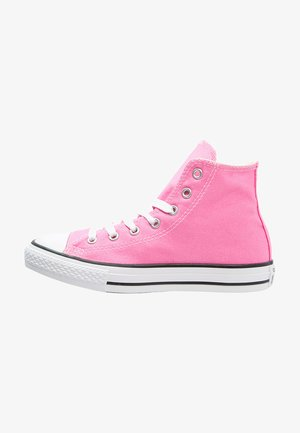 CHUCK TAYLOR ALL STAR - Korkeavartiset tennarit - pink