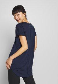 Bogner Fire + Ice - EVIE - T-shirt basic - dark blue - 2