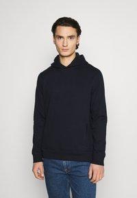 Burton Menswear London - HOOD 2 PACK - Hoodie - navy - 4
