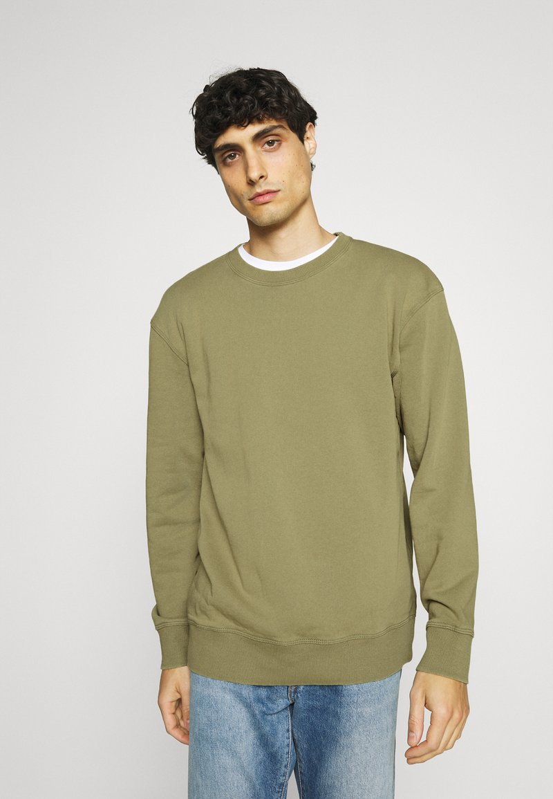 Selected Homme - SLHRELAXLUIS - Mikina - aloe