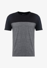 Pier One - T-shirt con stampa - black - 3