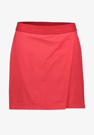 Sports skirt - rot