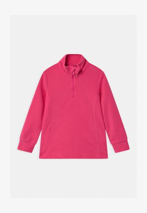 GIRL - Fleece jumper - pink fluo