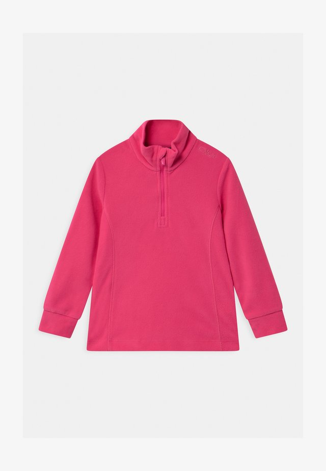 GIRL - Sweat polaire - pink fluo