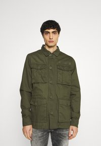 Schott - REDWOOD - Summer jacket - kaki - 0