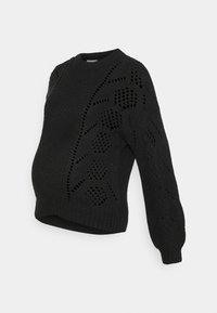 PCMPENELOPE - Sweter - black