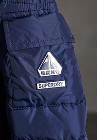 Superdry - Winterjas - nu navy - 3