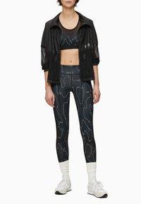 Calvin Klein - Summer jacket - ck black - 1