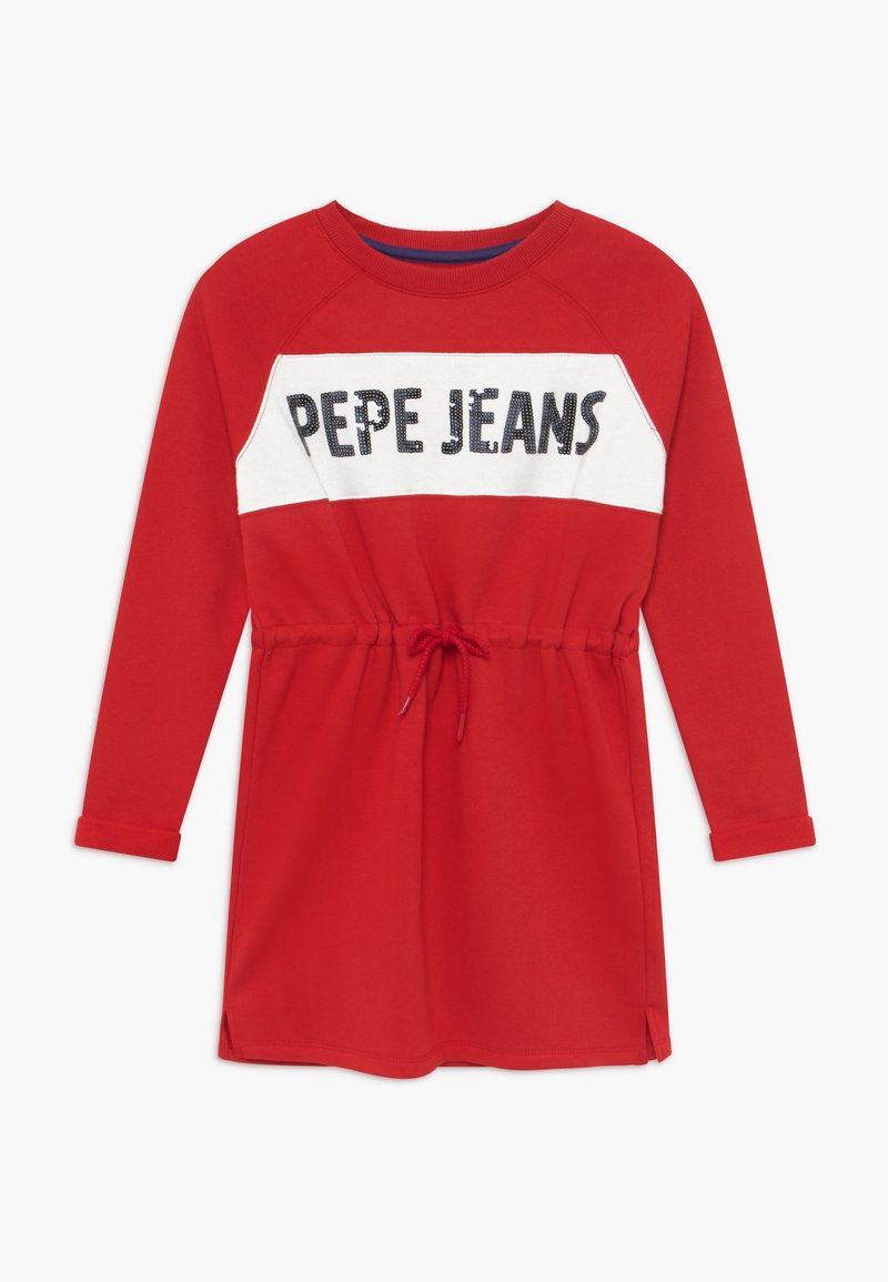 Pepe Jeans - AURORA - Day dress - royal red