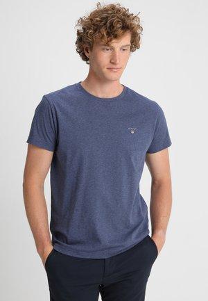 ORIGINAL - Jednoduché triko - dark jeansblue melange