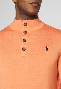 Polo Ralph Lauren Golf - LONG SLEEVE - Jumper - true orange - 5