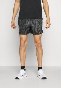 Nike Performance - SHORT - Sports shorts - black - 0