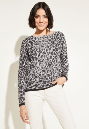 Jumper - grey leo