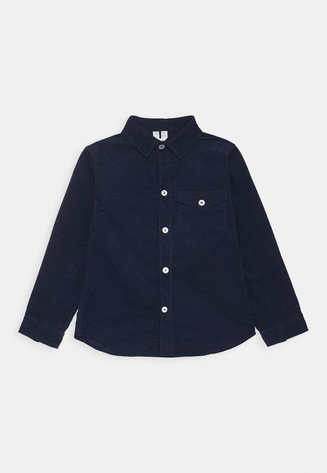 Overhemd - blue dark