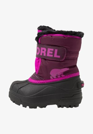 CHILDRENS - Winter boots - purple dahlia/groovy pink