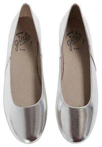 Mango - BANICO - Ballet pumps - silber - 1