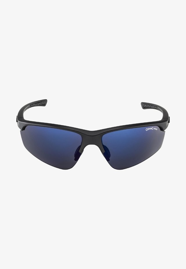MANDANT TRI-EFFECT - Sports glasses - black matt