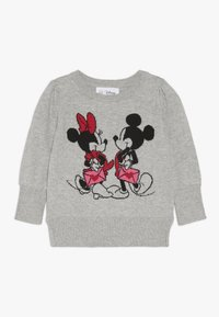 GAP - TODDLER GIRL LOVE - Svetr - grey heather - 0