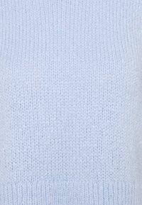 Pieces - PCGRETA SL O NECK  - Jumper - kentucky blue - 2