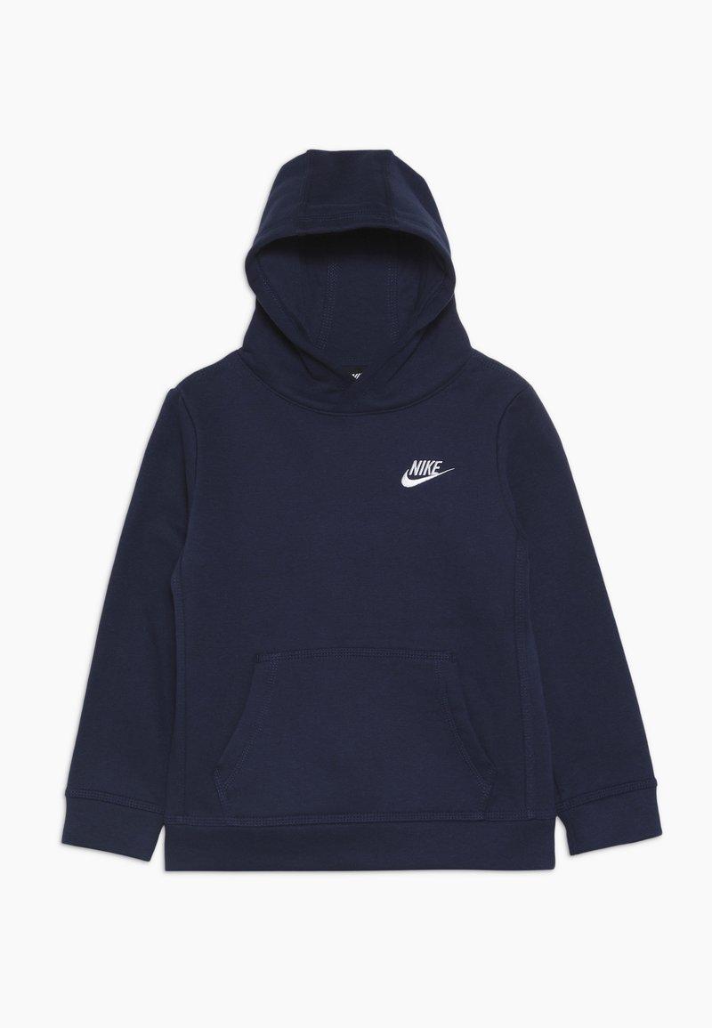 Nike Sportswear - CLUB HOODIE UNISEX - Kapuzenpullover - midnight navy