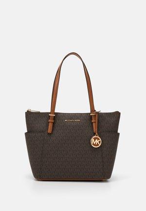 Handväska - brown/acorn