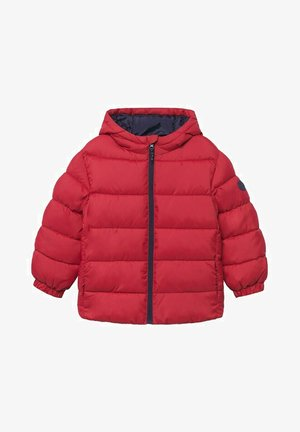 AMERICA - Cappotto invernale - red