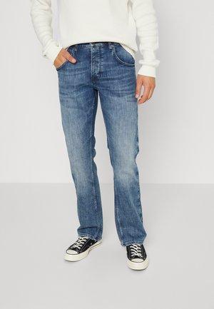 MICHIGAN - Straight leg jeans - denim blue
