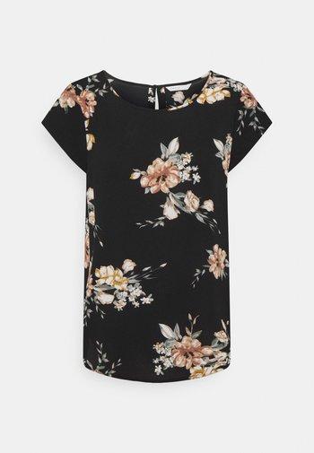 ONLNOVA LUX - Print T-shirt - black