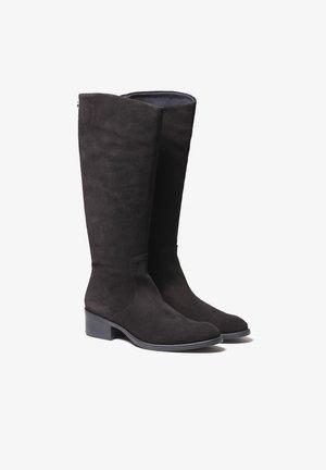TIROL-SY - Høje støvler/ Støvler - black