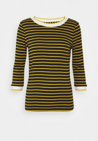 Esprit - STRIPED - Long sleeved top - navy - 0