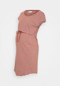 OLMMAY LIFE DRESS - Jersey dress - apple butter