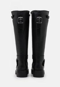 Buffalo - MARCOS - Cowboy/Biker boots - black - 3