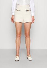 sandro - Shorts - ecru - 0