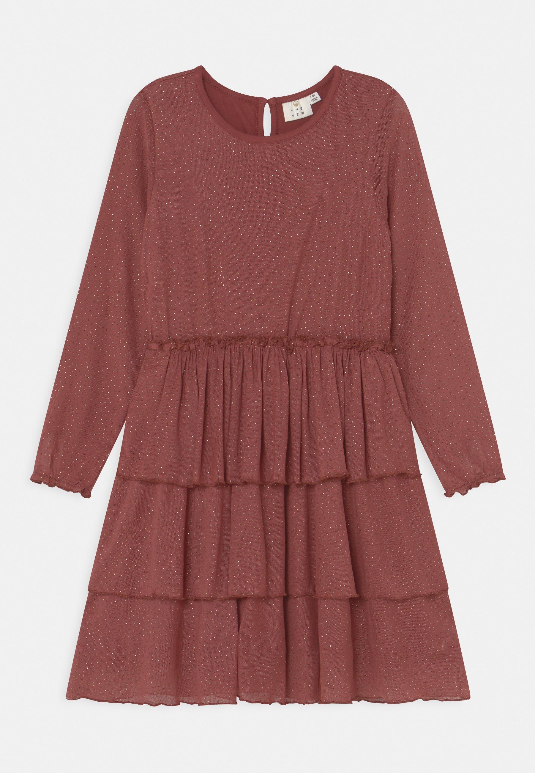 Kids MAISE DRESS - Jersey dress