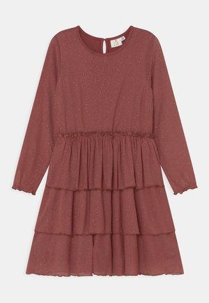 MAISE DRESS - Jersey dress - apple butter