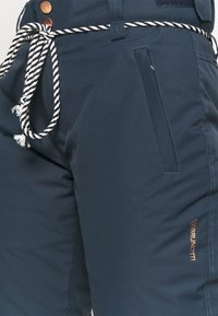 Brunotti - SUNLEAF WOMEN SNOWPANTS - Ski- & snowboardbukser - space blue - 5