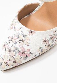 Call it Spring - GLALLA - High heels - white/multicolor - 2