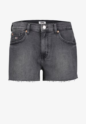 Denim shorts - black (85)