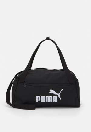 PHASE SPORTS BAG UNISEX - Torba sportowa - black