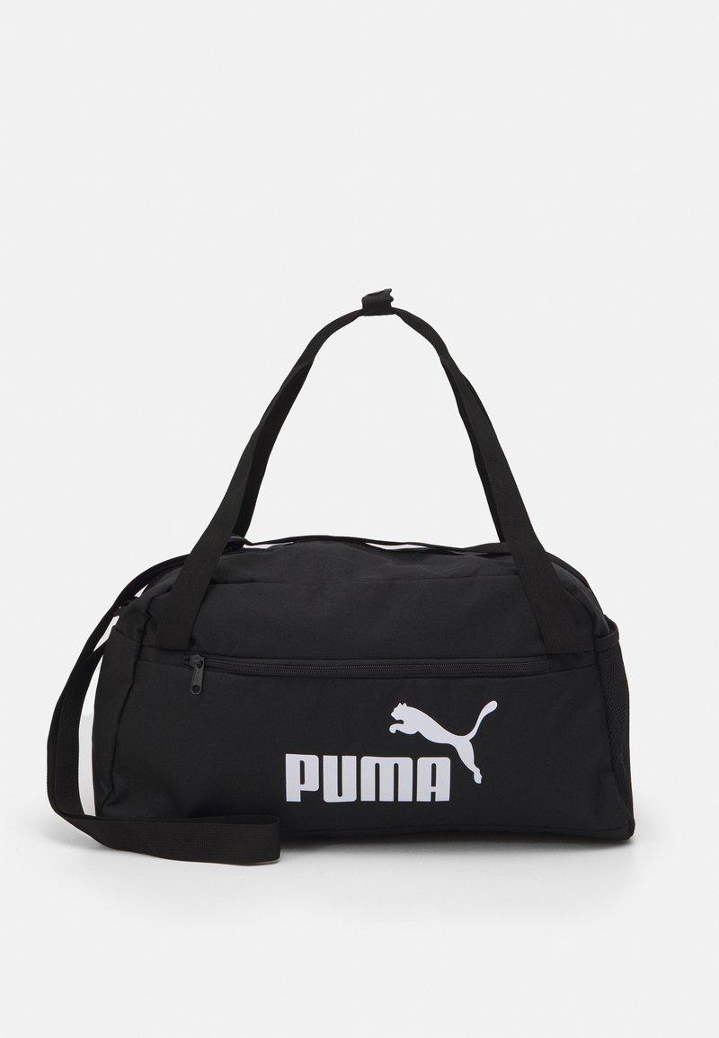 Puma - PHASE SPORTS BAG UNISEX - Sportovní taška - black