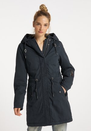 Winter coat - graphit marine