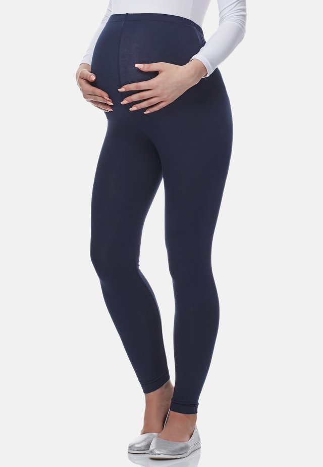 Legging - navy blue