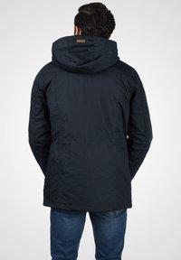 Solid - TILAS - Winter jacket - dark blue - 1