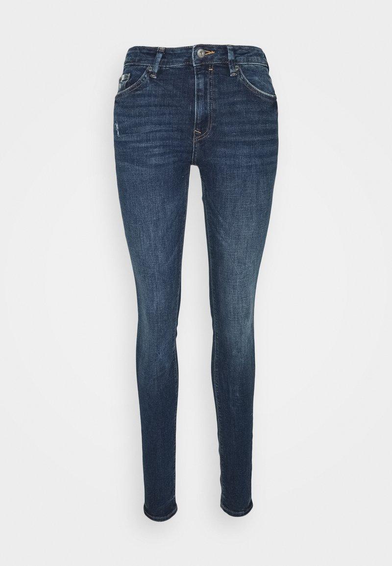 edc by Esprit - Jeans Skinny Fit - light-blue denim
