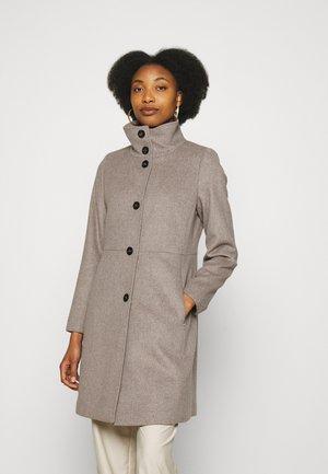 COATS - Classic coat - taupe