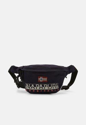 HERING  - Bum bag - blu marine