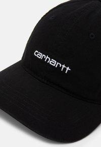 Carhartt WIP - COACH UNISEX - Cap - black/white - 3