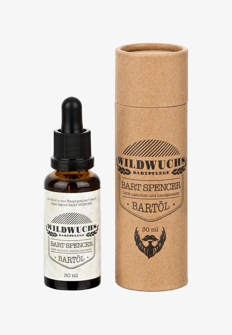 Wildwuchs Bartpflege - BART OIL - Beard oil - bart spencer