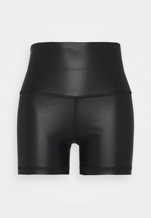 LUXE FINSH SHORT - Tights - black